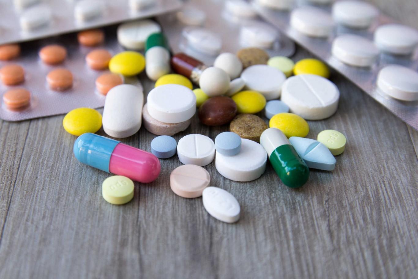 dùng nhiều thuốc