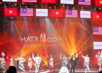 Impressive hai year old birthday of Matxi Corp in Malaysia