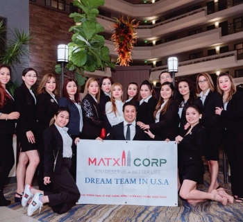 The first Training session of Matxi corp in Los Angeles